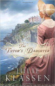 THE TUTOR'S DAUGHTER cover