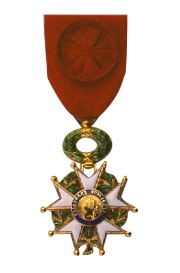 Legion of Honor -French medal