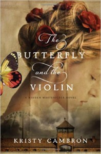 BUTTERFLY & VIOLIN K Cambron